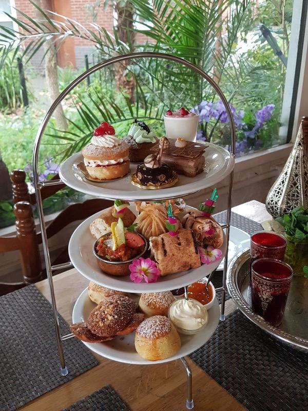 Leila Moroccan Afternoon Tea 1