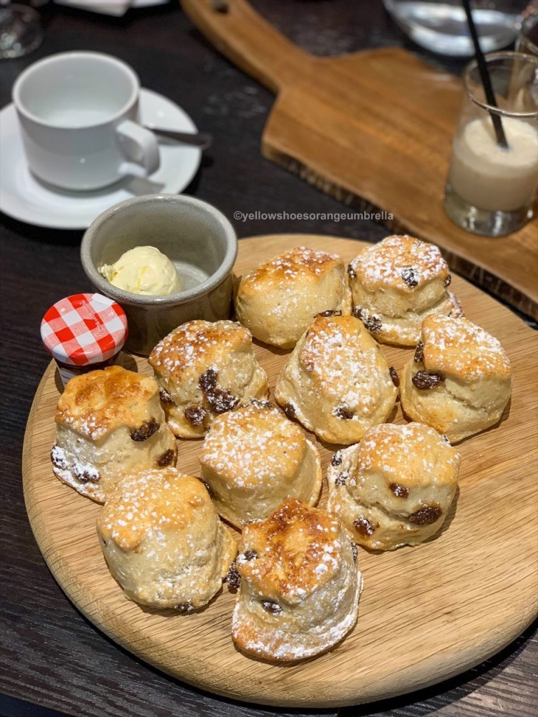 Pirate Afternoon Tea - scones
