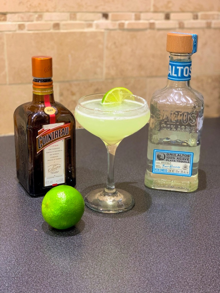 Cocktails at home - Margarita