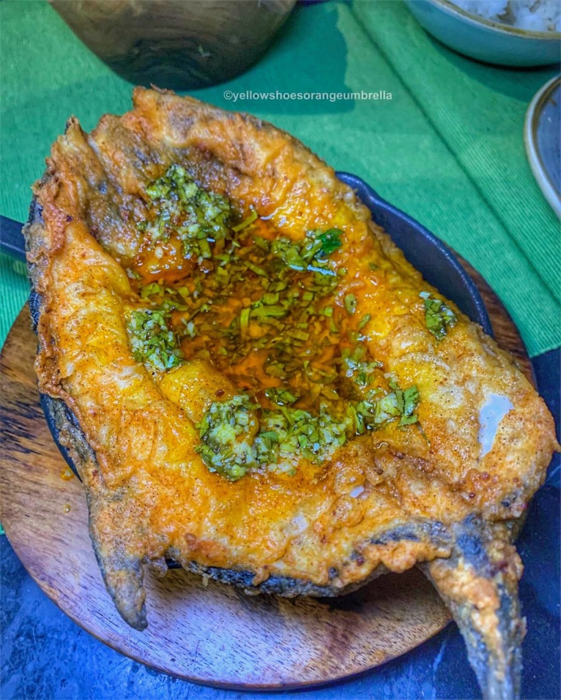 Milkfish a firm Filipino staple