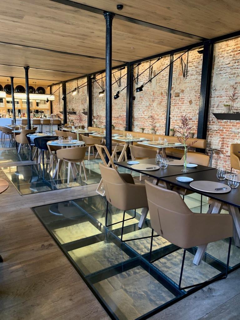 Madrid food - Dos Cielos