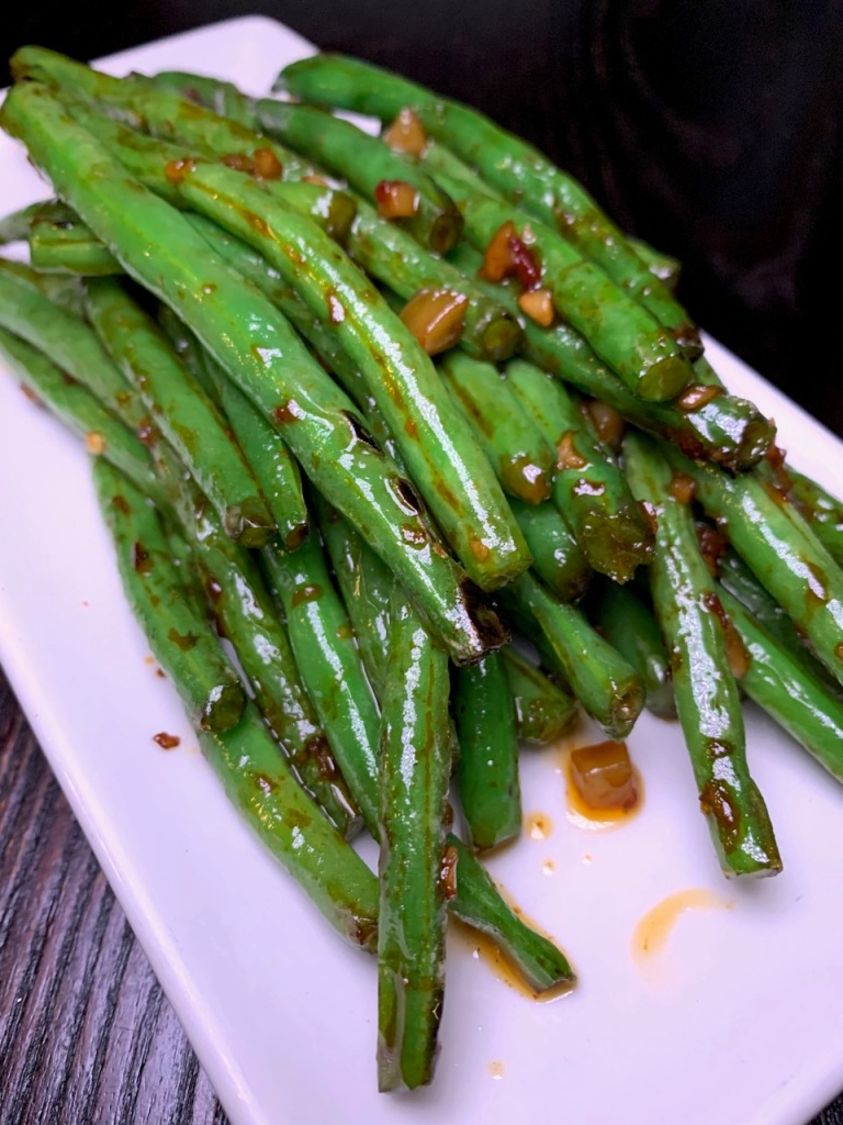Sichuan Green Beans - P.F.Chang's Asian Table