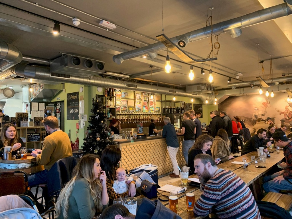 Bristol Food - The Wild Beer co