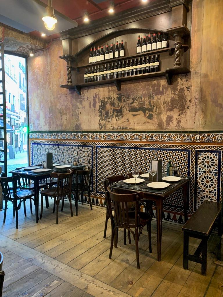 Madrid food - Fatigas Del Querer