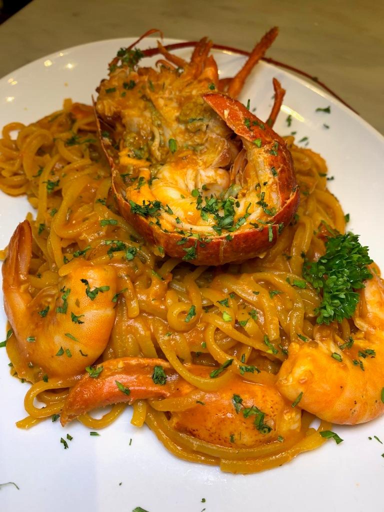 Pasta Remoli - Fresh Lobster Linguine