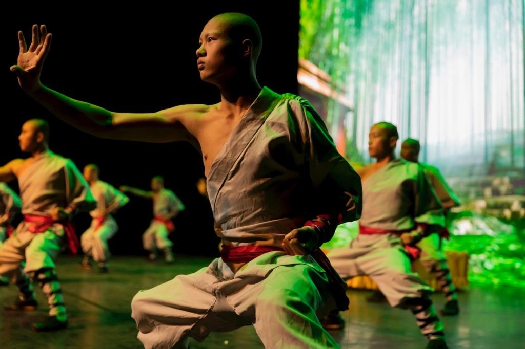Soul of Shaolin - shaolin monks