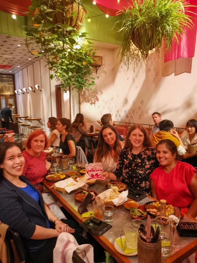 Cinnamon Bazaar - bloggers meet
