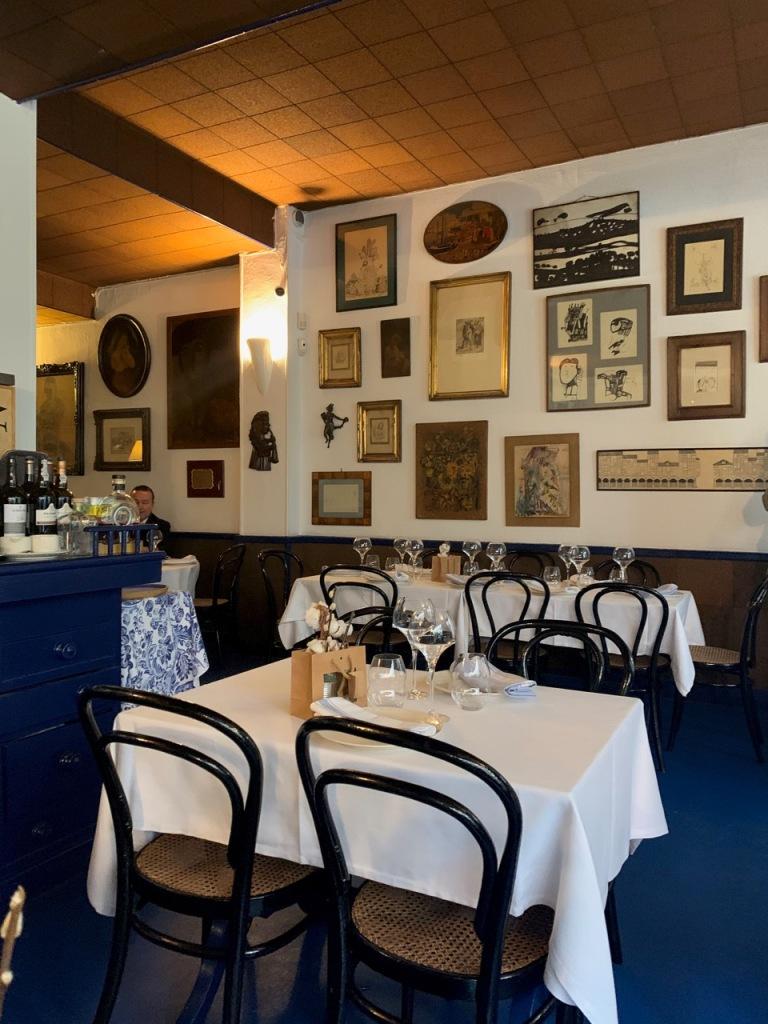 Madrid Restaurants - Restaurante Sacha